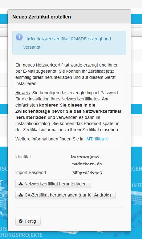 Eduroam unter Chrome OS – IMT:HilfeWiki