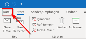 Screenshot Outlook19 RibbonDatei.png