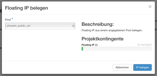 Cloudcomputing 34. Floating IP belegen Poolauswahl.png